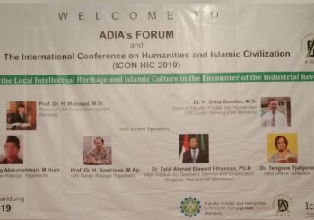 INTERNATIONAL CONFERENCE ON HUMANITIES AND ISLAMIC CIVILIZATION (ICON-HIC) 2019